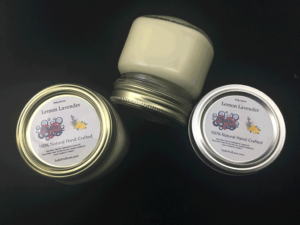 Lemon Lavender body butter